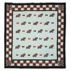 Patch Magic Scottie Twin Quilt
