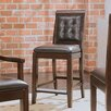 "Tribecca 25"" Bar Stool with Cushion"