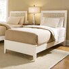 <strong>American Drew</strong> Sterling Pointe Twin Slat Bed in White