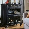 <strong>Camden Bookcase / Bar</strong> by American Drew