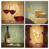 <strong>McGowan</strong> Tuftop The Wine Cellar Coasters (Set of 4)