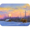 McGowan Tuftop Vanzyle-Moose and Cabin Cutting Board