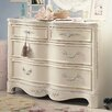 <strong>Jessica McClintock Romance 4-Drawer Dresser</strong> by Lea Industries