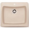 "<strong>25"" x 22"" Alpha Granite Kitchen SinK</strong> by Astracast"