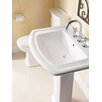 Washington 550 Pedestal Bathroom Sink
