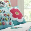 Amity Home Abby/Jane Flower Decorative Pillow