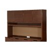 "AICO AOS OFFICE Incept 42"" H x 60"" W Desk Hutch"