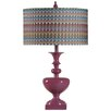 """StyleCraft Tween 27.5"""" H Table Lamp with Drum Shade"""