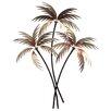 StyleCraft 3 Palm Trees Wall Décor