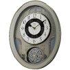 Rhythm U.S.A Inc Classic Brilliance Melody Wall Clock