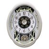 <strong>Marvelous Melody Wall Clock</strong> by Rhythm U.S.A Inc