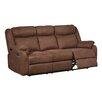 "Global Furniture USA 82"" Reclining Sofa"