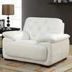 Global Furniture USA Full Leather Chair