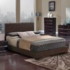 Global Furniture USA Panel Bed