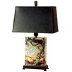"<strong>Uttermost</strong> Marius 29"" H Table Lamp with Rectangle Shade"