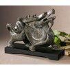 Uttermost Dragon Sculpture