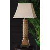 "Uttermost Villaurbana 36.5"" H Table Lamp with Rectangle Shade"
