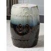 Uttermost Huang Ceramic Garden Stool