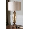 "Uttermost Morrone 34.5"" H Table Lamp with Drum Shade"