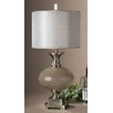 """Uttermost Crepitava 32"""" H Table Lamp with Drum Shade"""