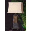 "Uttermost Lavaca 30.25"" H Table Lamp with Rectangle Shade"