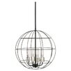 Uttermost Palla 4 Light Globe Pendant