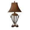 "<strong>Uttermost</strong> Works Jenelle 37"" H Table Lamp with Oval Shade"