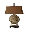 "<strong>Rhona 28"" H Table Lamp with Rectangle Shade</strong> by Uttermost"