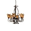 <strong>Uttermost</strong> Vetraio 6 Light Chandelier
