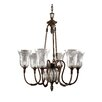 <strong>Galeana 6 Light Chandelier</strong> by Uttermost