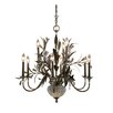 <strong>Uttermost</strong> Cristal de Lisbon 9+2 Light Chandelier