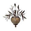 <strong>Uttermost</strong> Cristal de Lisbon 2 Light Wall Sconce