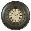 """Uttermost Oversized 24"""" Adonis Wall Clock"""