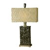 """Uttermost Alita 33"""" H Table Lamp with Rectangle Shade"""