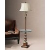 <strong>Myron Twist Floor Lamp</strong> by Uttermost