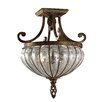 <strong>Galeana 2 Light Semi Flush Mount</strong> by Uttermost