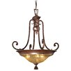 Elba 3 Light Inverted Pendant