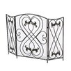 <strong>Uttermost</strong> Effie 3 Panel Metal Fireplace Screen