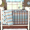 <strong>Mod Diamonds and Stripes 10 Piece Crib Bedding Set</strong> by Bacati