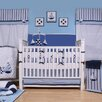 Bacati Little Sailor Crib Bedding Collection