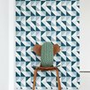 <strong>ferm LIVING</strong> Remix Geometric Wallpaper