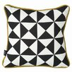 ferm LIVING Little Geometry Organic Throw Pillow