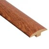 "0.38"" x 2"" Maple Messina T-Molding in Saddle"