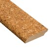 "0.5"" x 2.38"" Cork Wall Base in Natural"