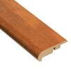 "0.44"" x 2.25"" Laminate Stair Nose Molding in Pacific Cherry"