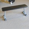 <strong>Flat Utility Bench</strong> by Crescendo Fitness