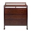 Kalani 3 Drawer Changer Dresser