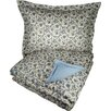 Shavel Home Products Micro Flannel® Jacobean Floral Comforter Set