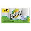 Proctor & Gamble Bounty Regular Roll Paper Towels - 55 Sheets per Roll / 12 Rolls