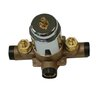 Elements of Design Vintage Pressure Balanced Tub and Shower Swept Valve